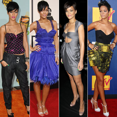 Style Fashion Shows on Fashion Show Rihanna Style