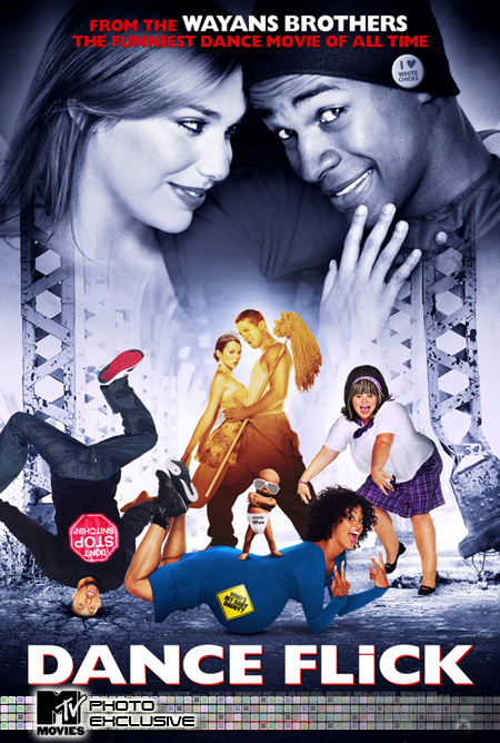 Dance Flick 2009 Lektor PL DVDRip AVI